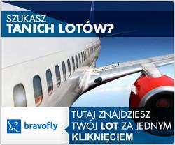 Lataj dookoła świata za mniej z Bravofly