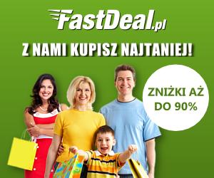 FastDeal platforma zakupowa, umożliwiająca zakup rozmaitych usług i towarów w bardzo atrakcyjnej cenie