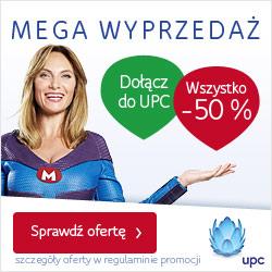 UPC Polska - nowoczesna telewizja, superszybki Internet, niezawodny telefon.